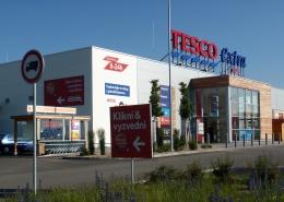 TESCO Mladá Boleslav